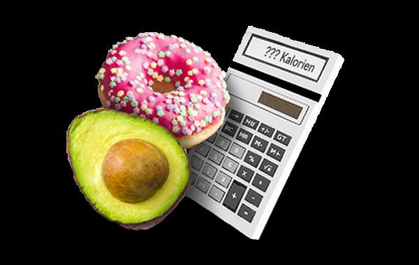 Nie wieder Kalorien zählen!