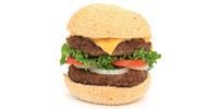 Hamburger (einfach)