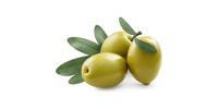 Oliven (grün, mariniert)