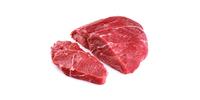 Rindfleisch, Hüftsteak, Steak (mager, Bio-Qualität)