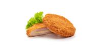 Cordon bleu (aus Hähnchenfleisch)