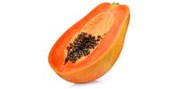Papaya (getrocknet, gesüßt)