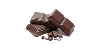 Zartbitterschokolade mit Nüssen