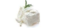 Feta, Schafskäse, Hirtenkäse (ca. 10% Fett, leicht)