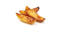 Kartoffelecken (gebacken)