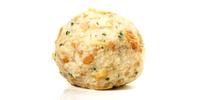 Kartoffelklöße, Kartoffelknödel (halb und halb)
