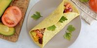 Sweet Chilli Thunfisch Tortilla