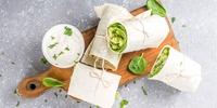 Sweet Chilli Gemüse Tortilla