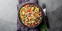 Mexikana Salat mit Hack