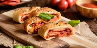 Pizzarolle Low Carb / Keto