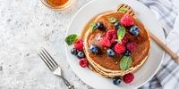 Protein Low Carb Pancake