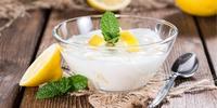 Zitronen-Frischkäse-Quark