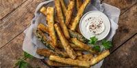 Röst-Zucchini aus dem Ofen